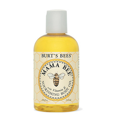 Burt+s bees - Mama Bee apricot body oil