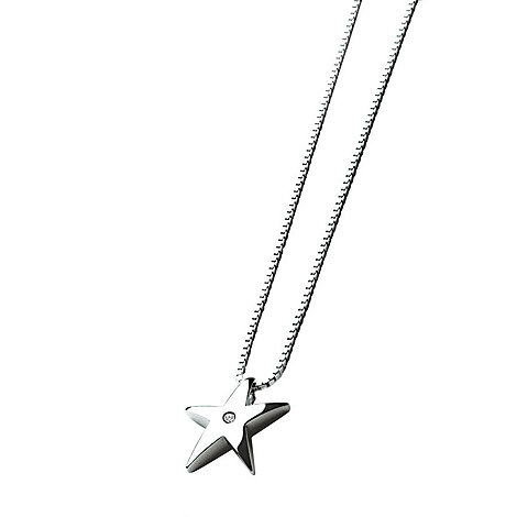 Hot Diamonds - Silver +stargazer+ pendant