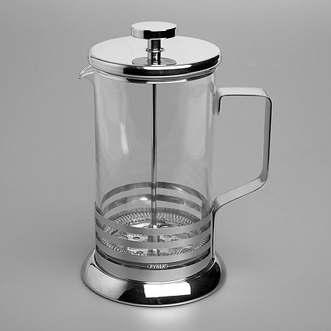 Le Vrai Gourmet - Gourmet glass 8 cup cafetiere