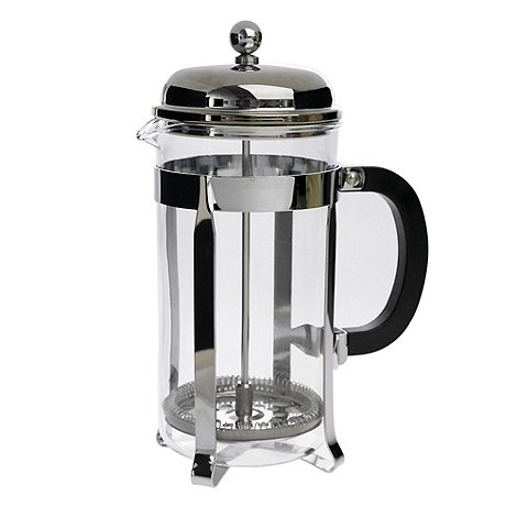 Home Collection Basics - Stainless steel +Best Buy+  8 cup cafetiere