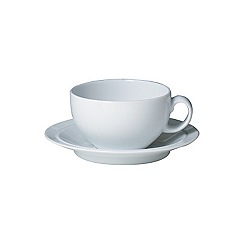Denby - Squares tea saucer