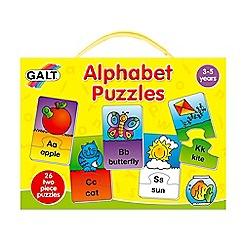 Galt - Alphabet puzzles