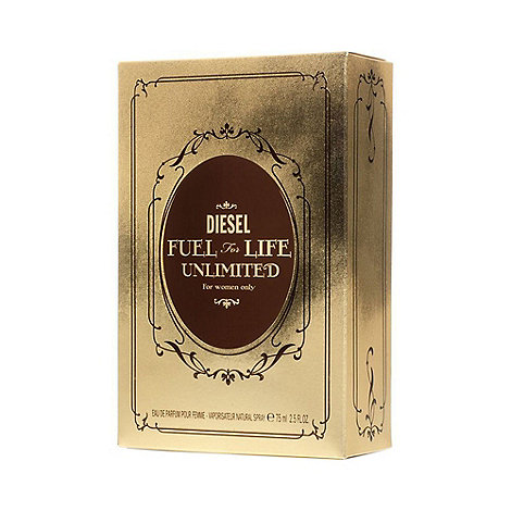 Diesel - Fuel for Life Unlimited For Her Eau de Parfum 50ml