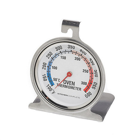 Kitchen Complete - Stainless steel oven thermometer