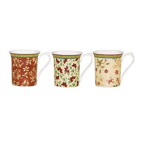 Queens by Churchill - Ceylon royal mug