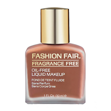 Fashion Fair - Oil free liquid foundation - copper blaze