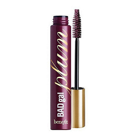 Benefit - BADgal plum eye intensifying mascara