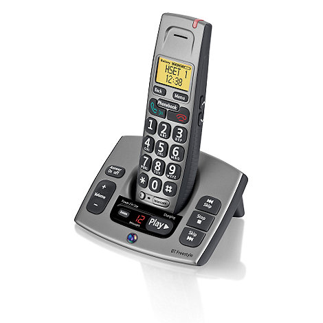 BT - Dect single freestyle 750 telephone