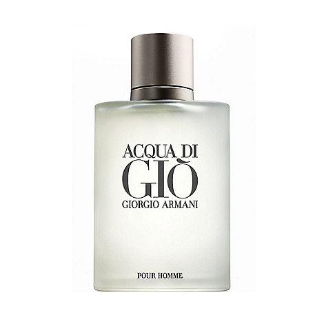 Giorgio Armani - Acqua Di Gio Homme Eau De Toilette 100ml