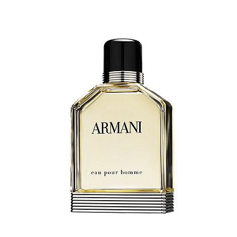 Giorgio Armani - Eau Pour Homme Eau De Toilette 100ml