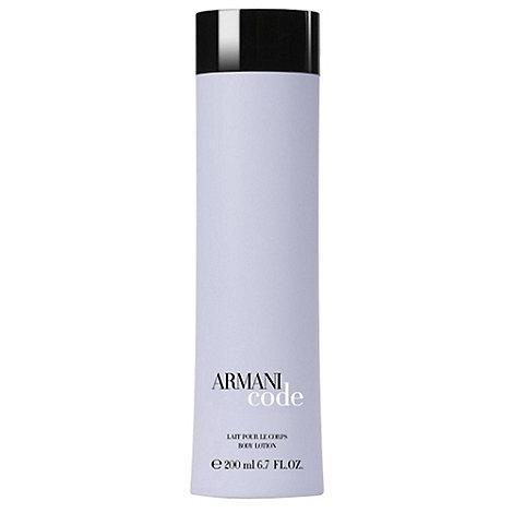 Giorgio Armani - Armani Code Femme Body Lotion 200ml