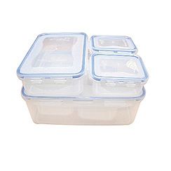 Lock&Lock - Six piece food container set
