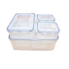 Lock&Lock - Six piece food container set