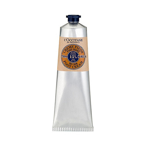 L+Occitane en Provence - Shea butter foot cream 30ml