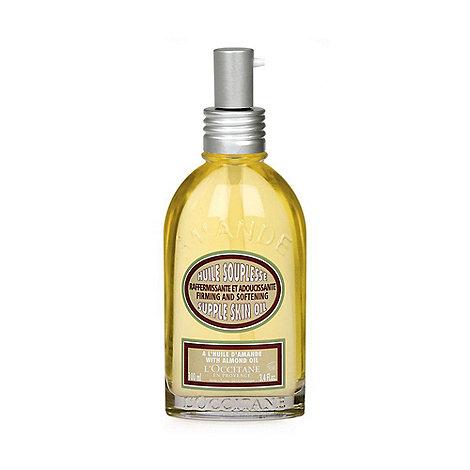L+Occitane en Provence - +Almond+ supple skin body oil 100ml
