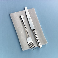 Viners - Stainless steel 'Dubarry' 24 piece cutlery set