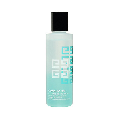 Givenchy - +2 Clean To Be True+ eye make up remover 120ml