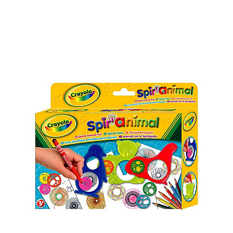 Crayola - Spir animal kit