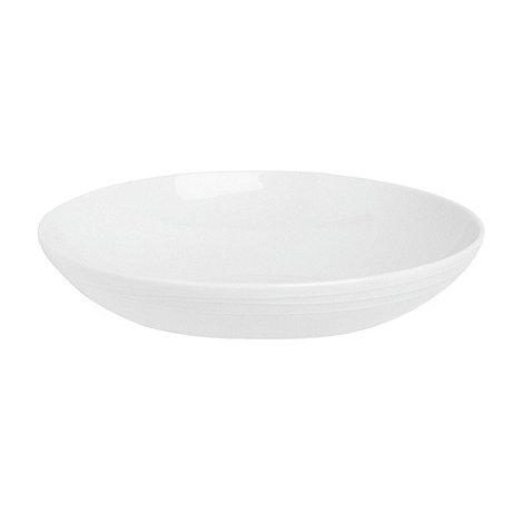 RJR.John Rocha - Etch pasta bowl