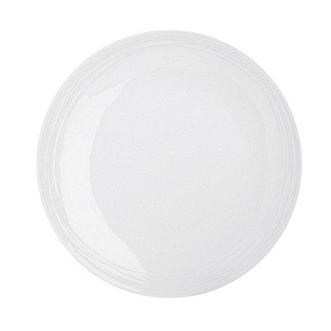 RJR.John Rocha - Etch dinner plate