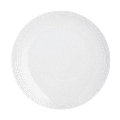 RJR.John Rocha - Etch dessert plate
