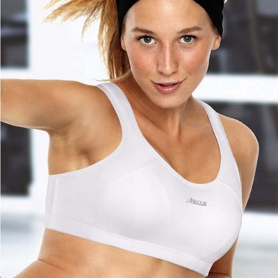 White Active Multi Sports Support