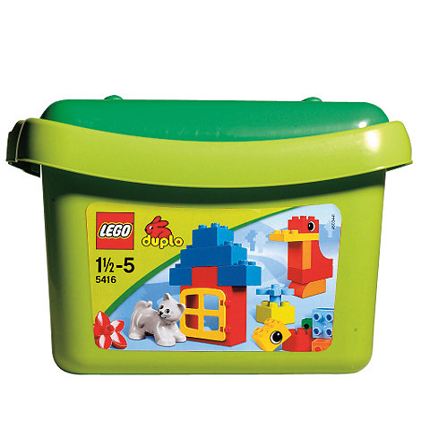 LEGO - Duplo brick box - 4624
