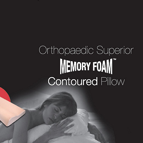 Debenhams - Memory foam pillow