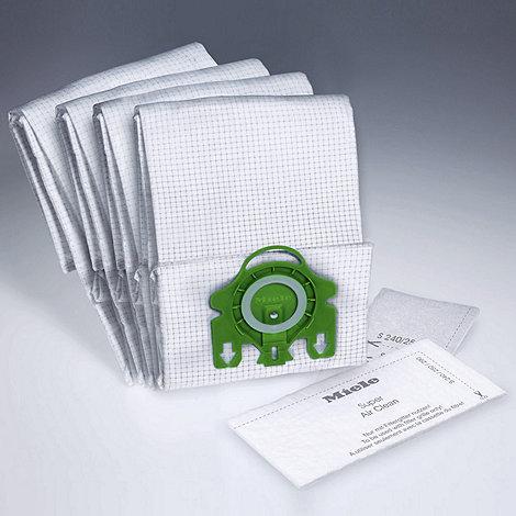 Miele - Green +U+ S7 HyClean vacuum dustbags