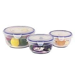 Lock&Lock - Polypropylene set of three containers