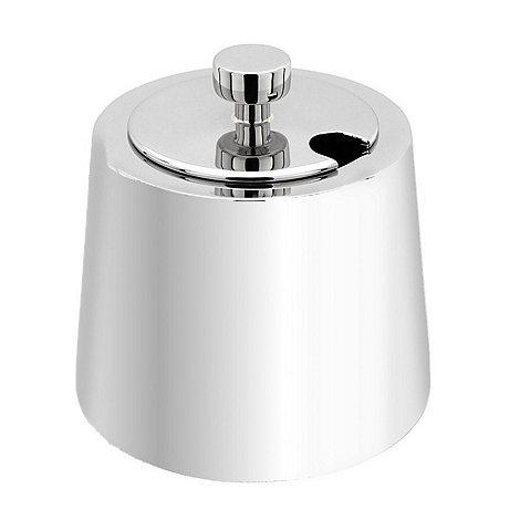Stellar - +Art Deco+ Stainless Steel sugar bowl