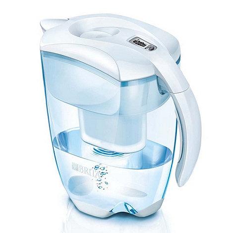 Brita - Plastic +Elemaris+ meter extra large water filter jug