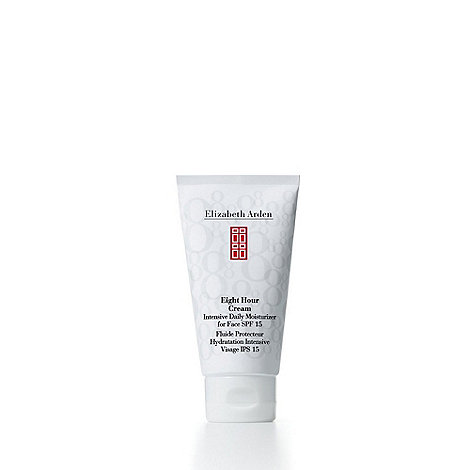 Elizabeth Arden - Eight Hour Cream Intensive Daily Moisturizer for Face SPF15 PA+++ 50ml