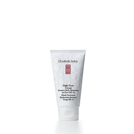 Elizabeth Arden - +Eight Hour Cream+ SPF 15 PA++ daily moisturising cream 50ml
