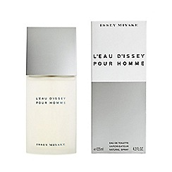 Issey Miyake - L'Eau d'Issey Pour Homme 125ml
