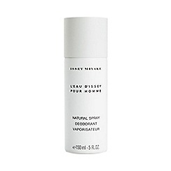 Issey Miyake - L'Eau d'Issey Pour Homme Natural Spray Deodorant 150ml