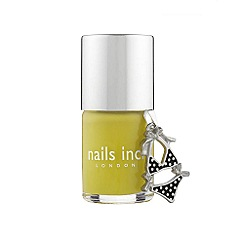 Nails Inc. - Long Acre nail polish and charm 10ml