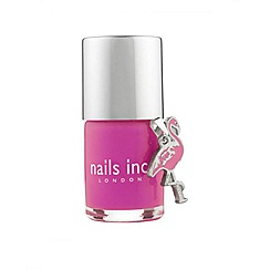 Nails Inc. - The Strand nail polish and charm 10ml