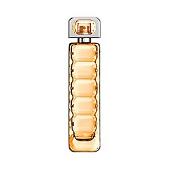 HUGO BOSS - BOSS Orange Woman Eau De Toilette 75ml