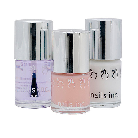 Nails Inc. - French Manicure Kit Gift Set