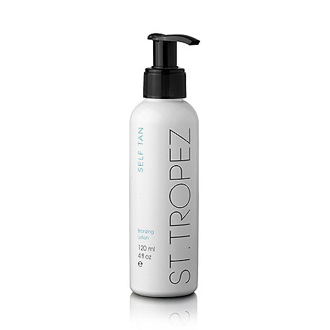 St Tropez - +Self Tan+ bronzing lotion 120ml