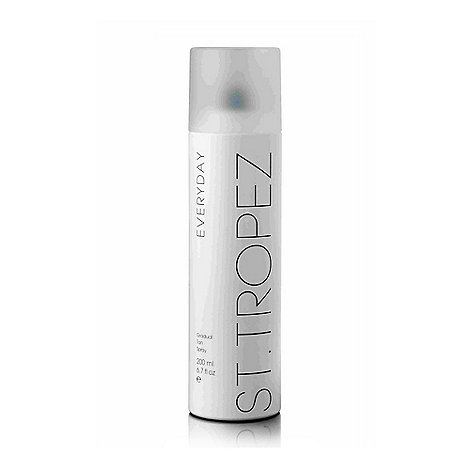St Tropez - Everyday Gradual Tan Bronzing Spray 200ml