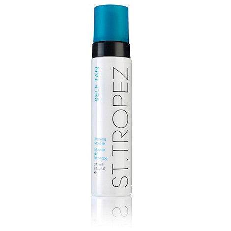 St Tropez - Self Tan Bronzing Mousse 240ml
