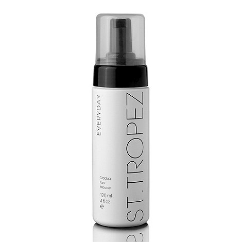 St Tropez - +Everyday+ gradual tan mousse 120ml