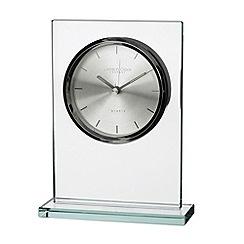 London Clock - Metal face glass clock