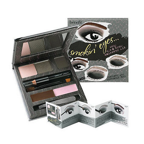 Benefit - Smokin+ eyes makeover kit gift set