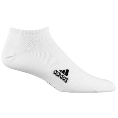 White Trainer Socks