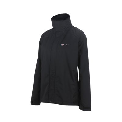 Black Calisto waterproof jacket