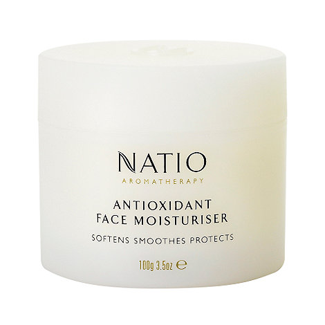 Natio - Antioxidant Face Moisturiser, 100g