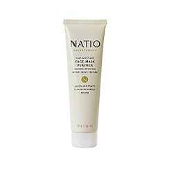 Natio - Clay & Plant Face Mask Purifier, 100g